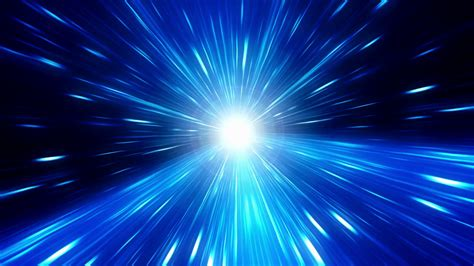 Blue Time Travel Looping Background Motion Background ...