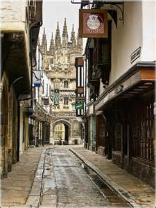 Cathedral Canterbury Kent England