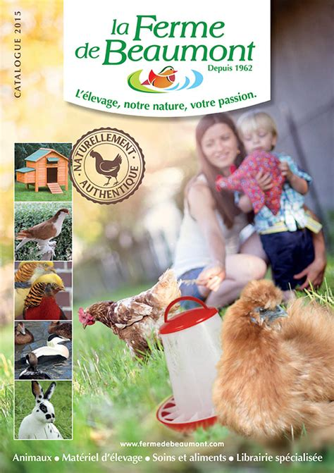 ferme de beaumont catalogue catalogue ferme de beaumont 2015