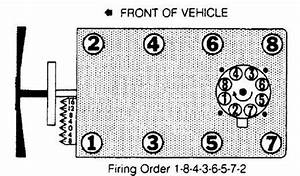 Solved  454 Firing Order Diagram