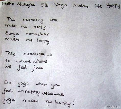 poems  yoga  children