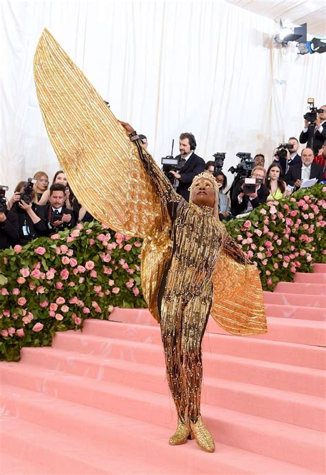 Billy Porter Arrives The Met Gala Carried