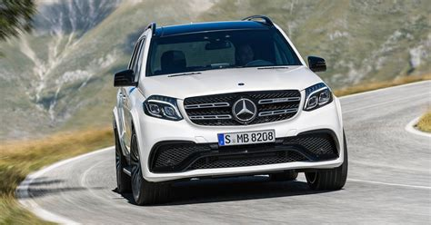 mercedes benz gls pricing  specifications