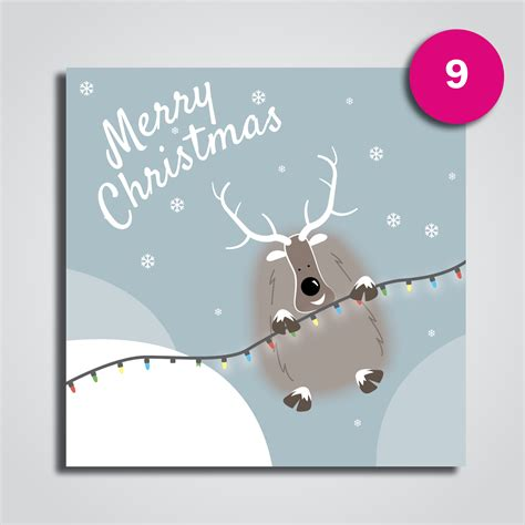 christmas card designs telford reprographics