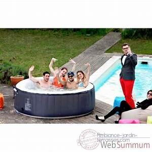 Jacuzzi Gonflable Avis : spa gonflable dans spa sauna piscine loisirs sur ambiance jardin terrasses ~ Melissatoandfro.com Idées de Décoration