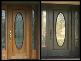 Image result for Before and After painted front doors