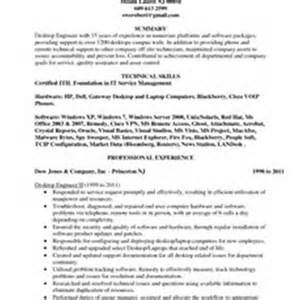 sle resume information technology technician cover desktop support engineer resume sales support lewesmr