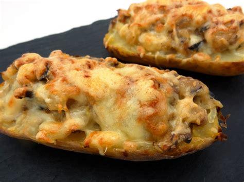 cuisine pomme de terre pommes de terre farcies aux shiitakes la tendresse en