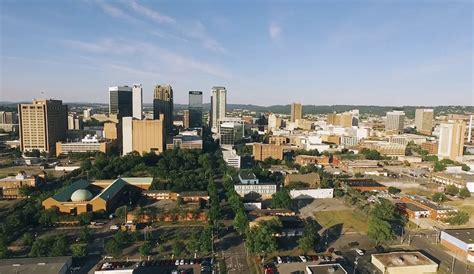 Birmingham City Alabama