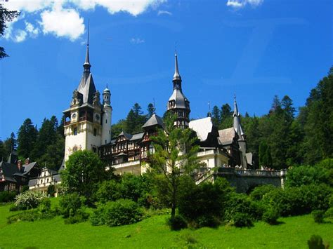 Peles Castle, Romania | Most Beautiful Places in the World