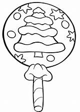 Coloring Candy Printable Cane Lollipop Template Lollipops Cookie Boys Sucker Templates Halloween Sheets Candies Gingerbread Getcolorings Ice Craft Sweets Wrapped sketch template