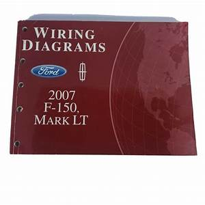 2004 Ford F 15truck F15electrical Wiring Diagrams Service Manual Ewd New