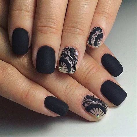 matte nail designs 25 cool matte nail designs to copy in 2017 stayglam