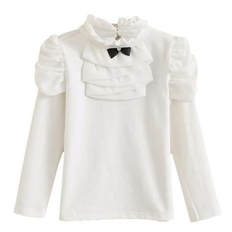 girl  shirt fashion long sleeve girls clothes