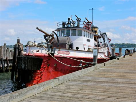 Fireboat Greenport by Fifteen Fantastic Things To Do On The Fork Of