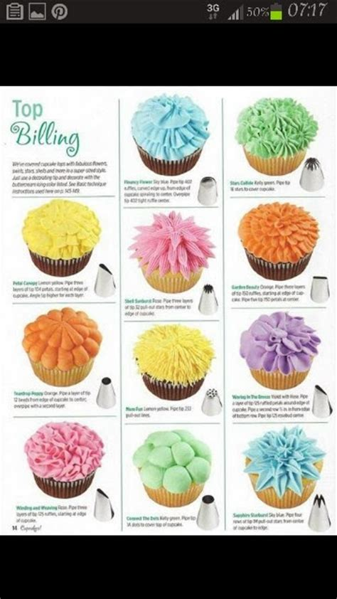 food suggestions for cing cupcake recipes delicious cupcake ideas cupcake frosting ideas