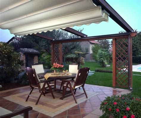 terrace  garden sun protection ideas  solar sails