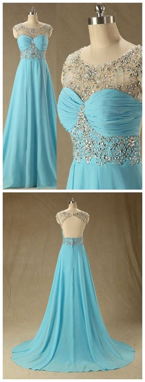 Prom Dresses Light Blue by Best 25 Light Blue Prom Dresses Ideas On