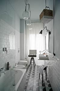 Salle De Bain En L : 1001 id es pour une salle de bain 6m2 comment r aliser une d co de r ve dans un espace bain ~ Melissatoandfro.com Idées de Décoration