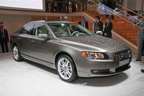 2007 Volvo S80 Pictures/photos Gallery