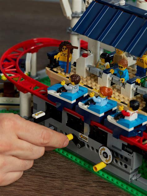 lego for lego creator expert roller coaster