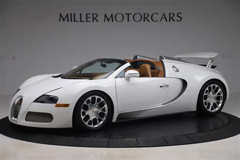 Bugatti veyron 16.4 grand sport vitesse. Pre-Owned 2011 Bugatti Veyron 16.4 Grand Sport For Sale () | Miller Motorcars Stock #7809