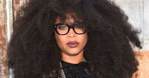 erykah badu hair stylist  natural hairstyles