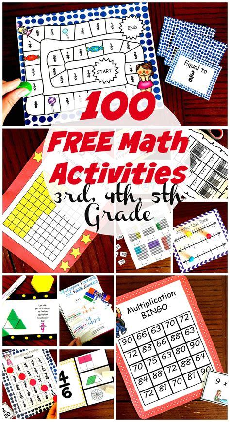 awesome  fun math activities