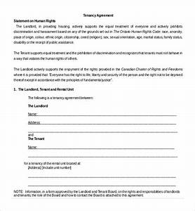 tenancy agreement templates rent to own contracts With free lodger agreement template