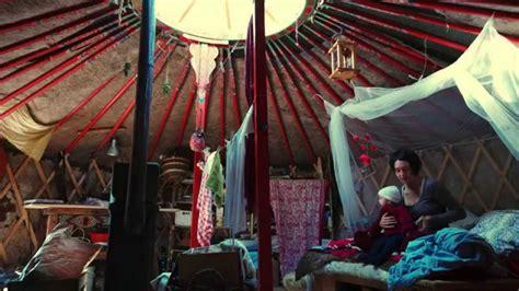 Die Fliegende Jurte buchtrailer die fliegende jurte