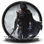 Mordor Shadow Icon Earth Middle Deviantart Gaming