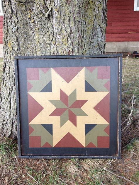 Painted Barn Quilts by Best 25 Painted Barn Quilts Ideas On Barn