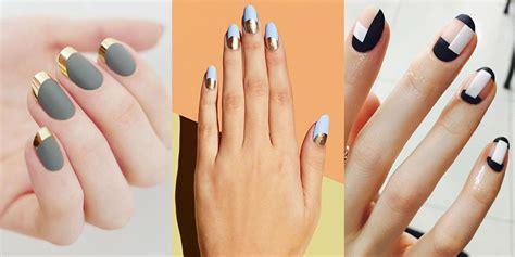 Matte Nail Inspiration From Instagram