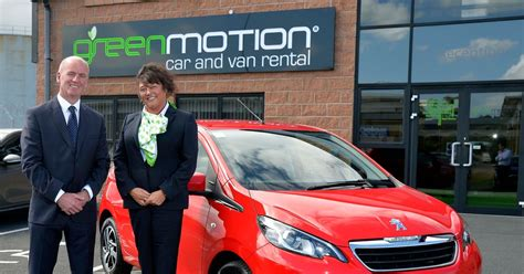 Car Hire Belfast by Four Created And More To Follow As Eco Friendly Car
