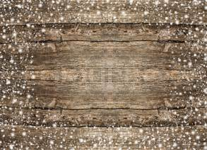 wedding backdrop burlap rustic wooden background with snowflacke stock photo