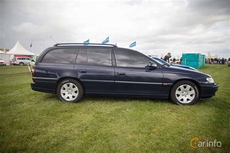 Opel Omega by User Images Of Opel Omega Caravan Generation B2 2 5 V6