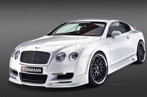hamann bentley continental gt  gt speed