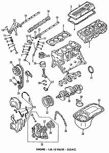 Dodge Colt Camshaft  All Models
