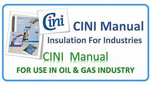 Cini Manual   Thermal Insulation Handbook      The Quality