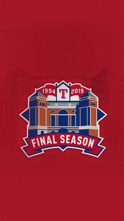 Wallpapers Rangers Texas Final Season Mlb Desktop