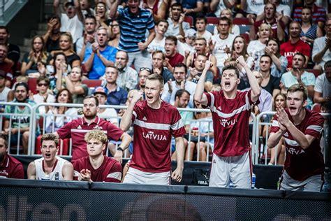 U19 vīrieši: uzvara pēdējā pārbaudē | Latvijas Basketbola ...