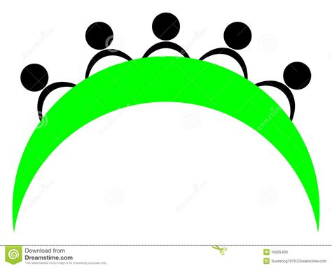 Discussion Round Table Stock Vector. Image Of Seat