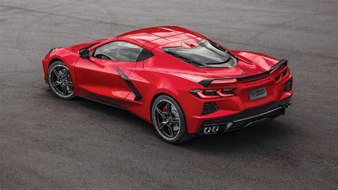 Revealed! Mid-engine 2020 Chevrolet Corvette Stingray