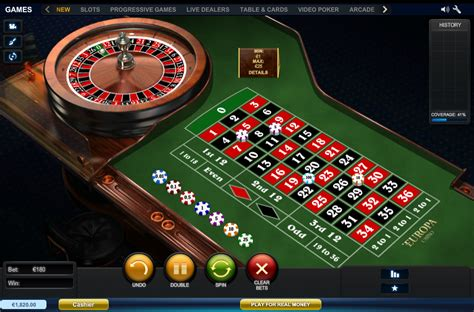 Europa Casino Review 2018  Premium Playtech Experience At