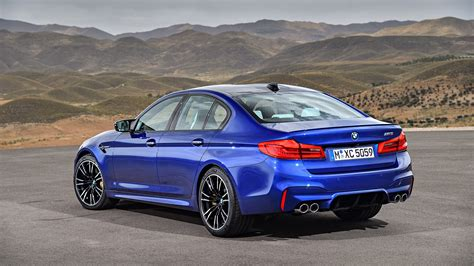 2018 Bmw M5 Wallpapers & Hd Images Wsupercars