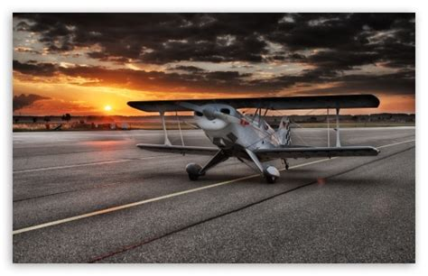 Aircraft 4k Hd Desktop Wallpaper For • Dual Monitor