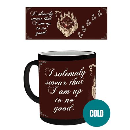 If you plan to reread harry potter for the millionth time this season, why not have the perfect mug. Harry Potter - Thermal Ceramic Heat Change Coffee Mug ...