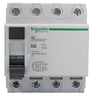 solucionado conexi 243 n de interruptor diferencial de 4 polos electricidad industrial yoreparo
