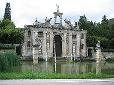 veneta giardini parco di valsanzibio villa barbarigo galzignano terme