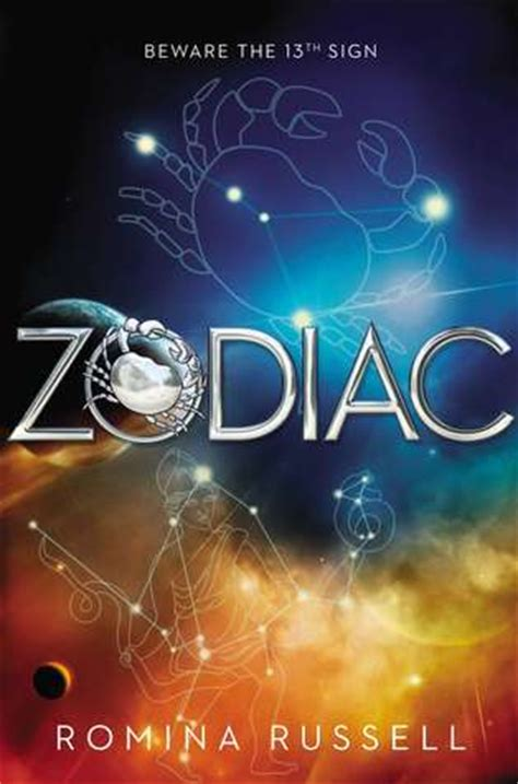 zodiac zodiac   romina russell reviews discussion bookclubs lists